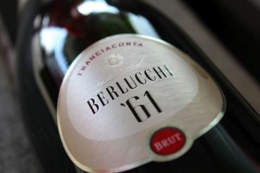 61 Franciacorta Brut 0,75 L (12,5%) – Berlucchi