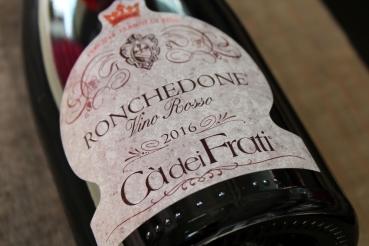Ronchedone IGT 0,75 L (14,5%) – Cà Dei Frati 2015