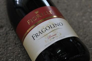 Fragolino Rosso 0,75L – Fiorelli 7%