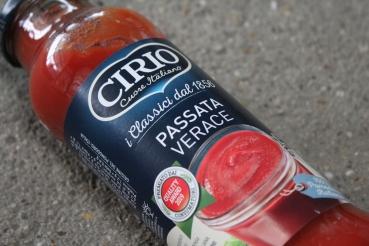 Passata Verace 700 g – Cirio – Bottiglia