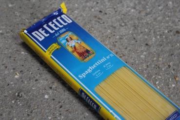 Spaghettini N°11 500g – De Cecco