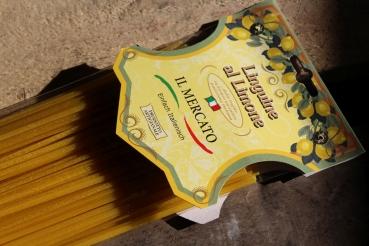 Linguine al Limone 250g – Pastificio Mazzi&Figli