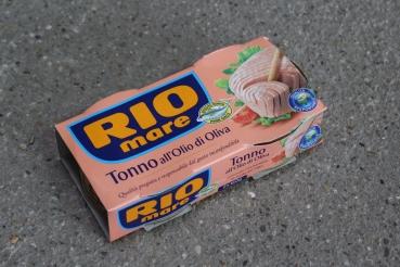 Tonno all'Olio di Oliva 2x160 g – Rio Mare