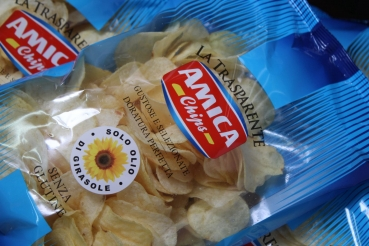 Chips Patatine 200g – Amica