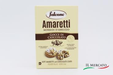 Amaretti morbidi cioccolato (Schokolade) - Falcone