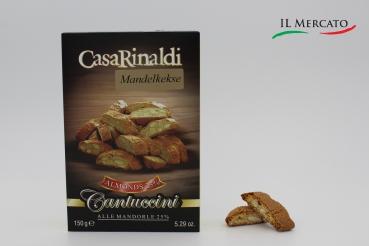 Cantuccini alle Mandorle – Casa Rinaldi