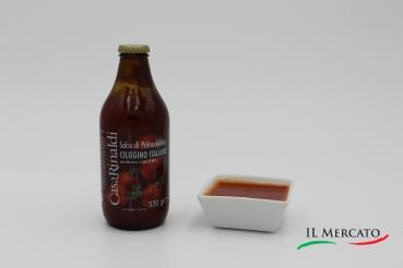 Kirschtomatensauce - Salsa ciliegino - Casa Rinaldi