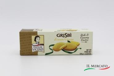 Grisbi Lemon Cream - Vincenzi