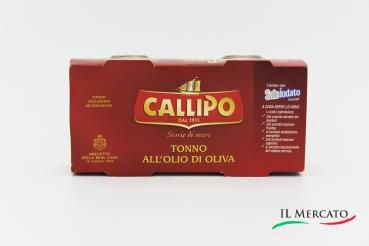 Tonno all´olio di olivia - CALLIPO