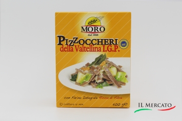 Pizzoccheri Valtellina IGP - MORO