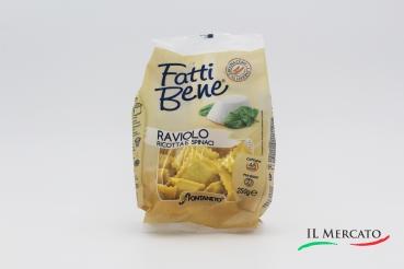 Raviolo Ricotta e Spinaci - FONTANETO