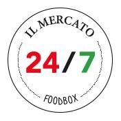 Il Mercato 24/7 Onlineshop-Logo