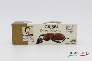 Grisbi double chocolate - Vincenzi